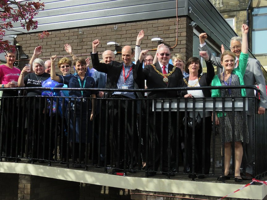 Diabetes Centre officially opened by the Mayor of Lancaster featured image