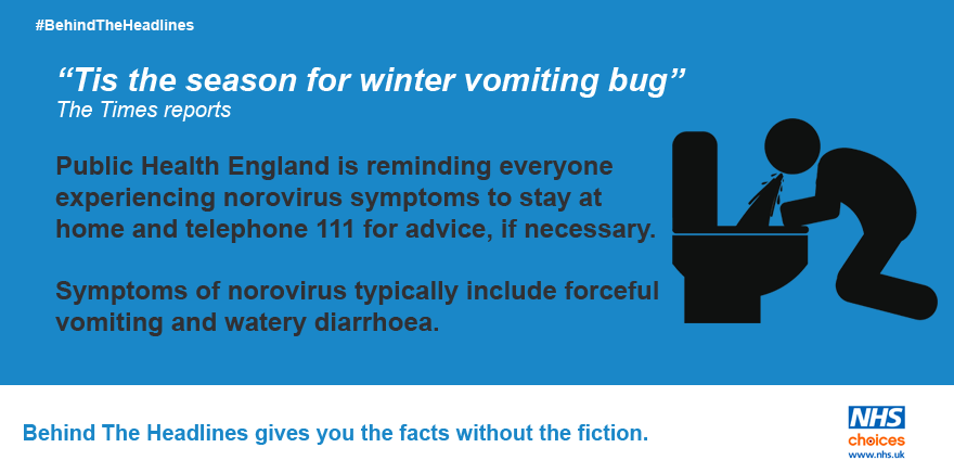 Trust advises people to avoid hospitals if they are suffering from symptoms of Norovirus featured image