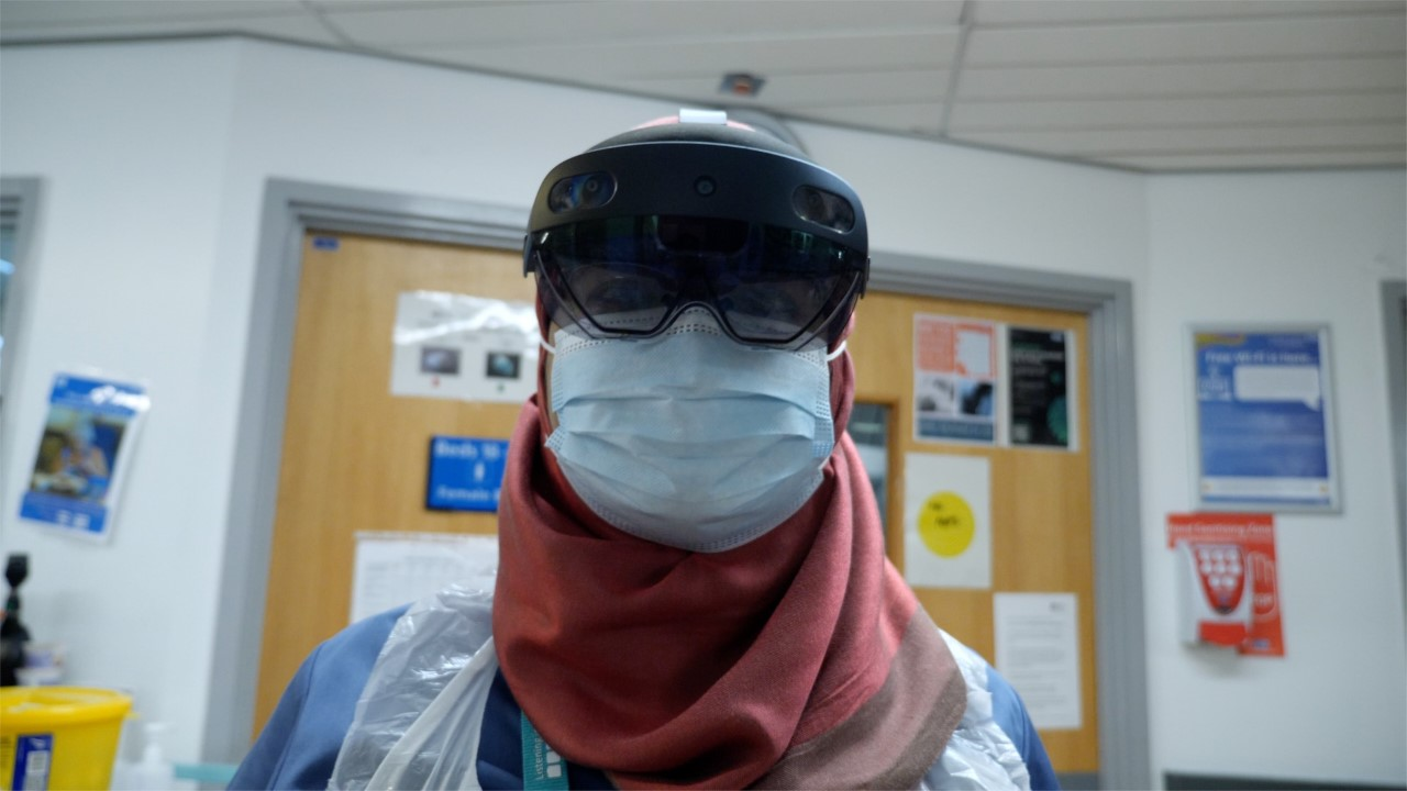 New technology helping to keep our staff and patients safe during coronavirus pandemic featured image