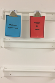 Grab and go guides improving safety in operating theatres at UHMBT featured image