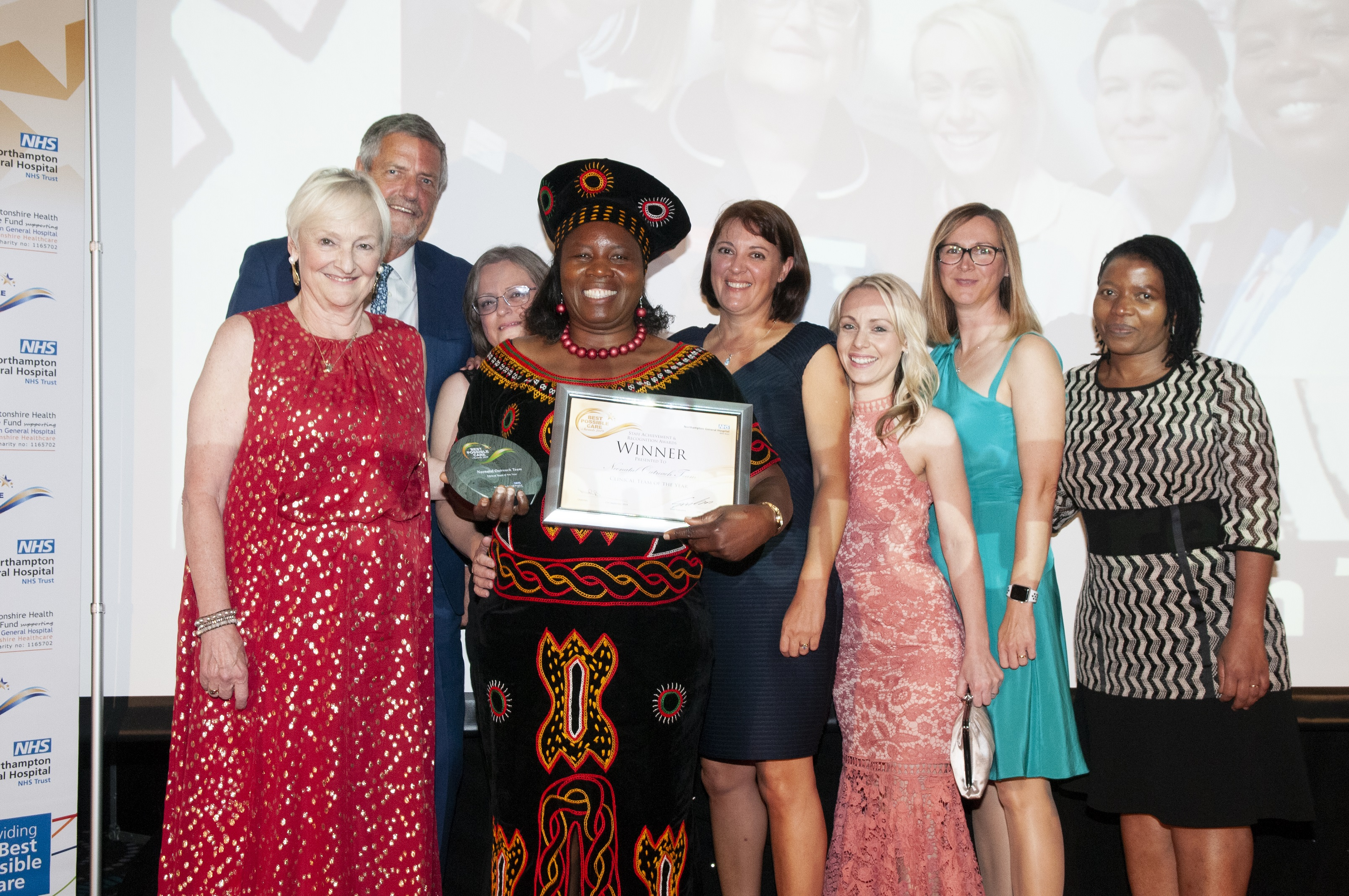 Northampton General Hospital announces 'superhero' winners of Best Possible Care Awards 2019 featured image