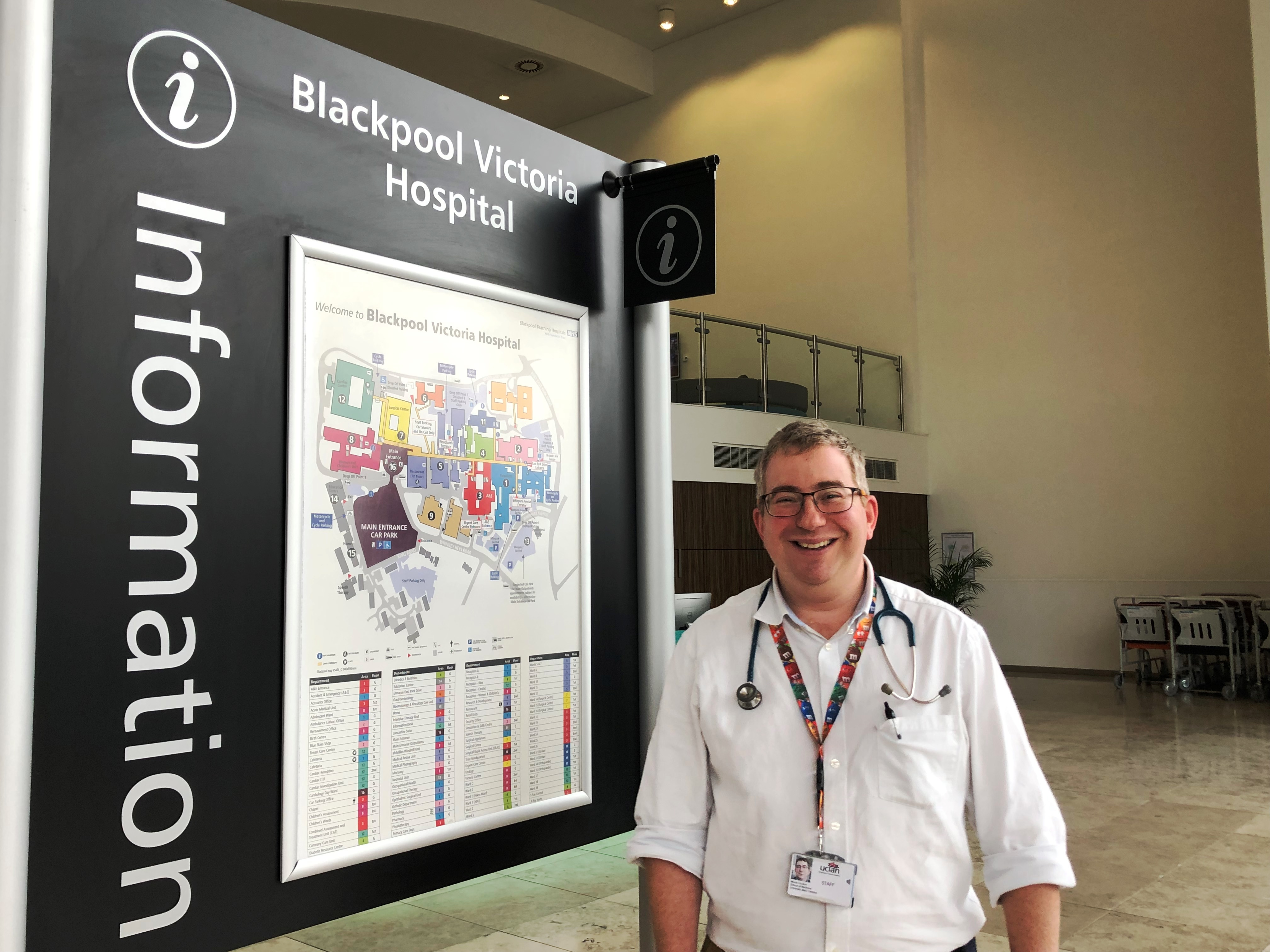 Sepsis deaths halved at Blackpool featured image