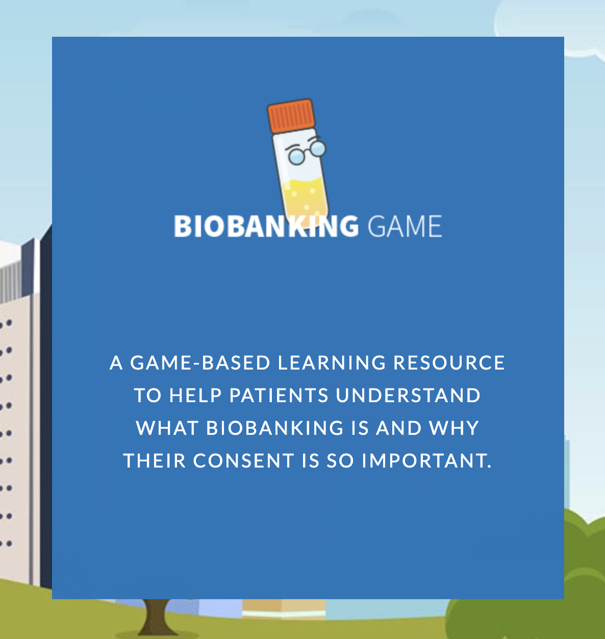 Biobank Consent App featured image