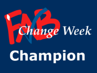 Awards category FabChangeWeek Champion